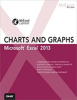 Charts and Graphs for Microsoft Office Excel 2013