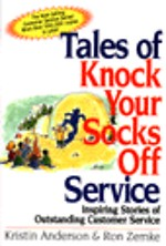 Tales of Knock Your Socks Off Service