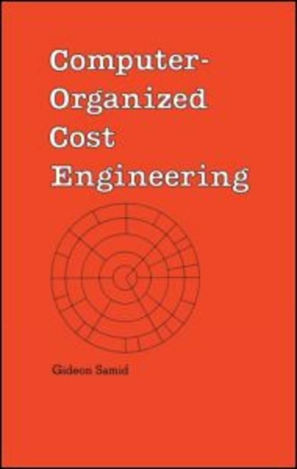Computer-Organized Cost Engineering