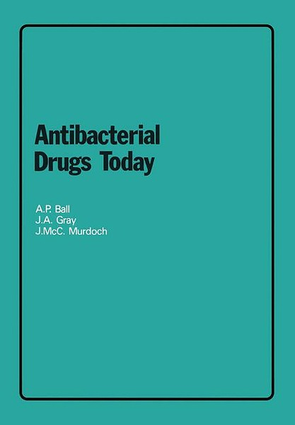 Antibacterial Drugs Today