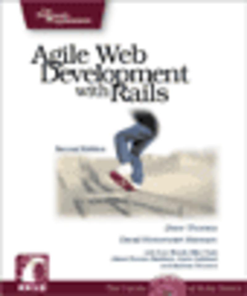 Agile Web Development with Rails 2nd Edition