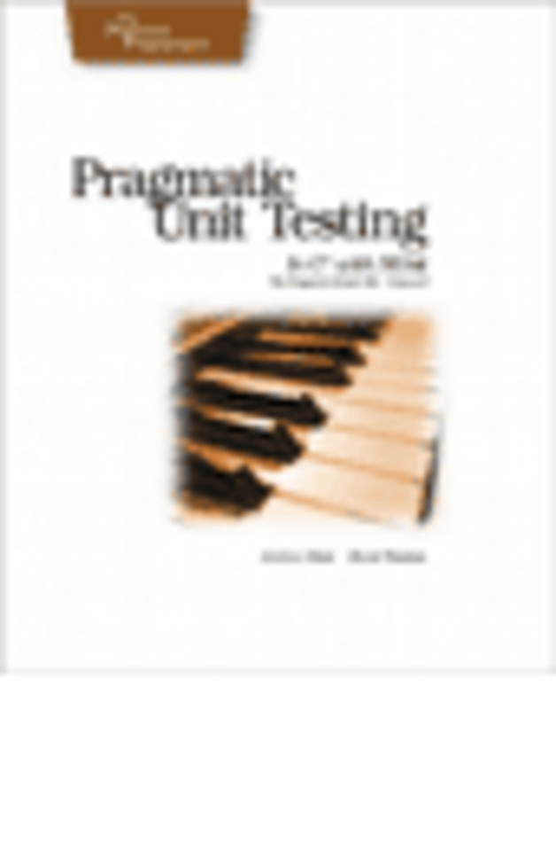 Pragmatic Unit Testing in C# with NUnit, 2nd Edition