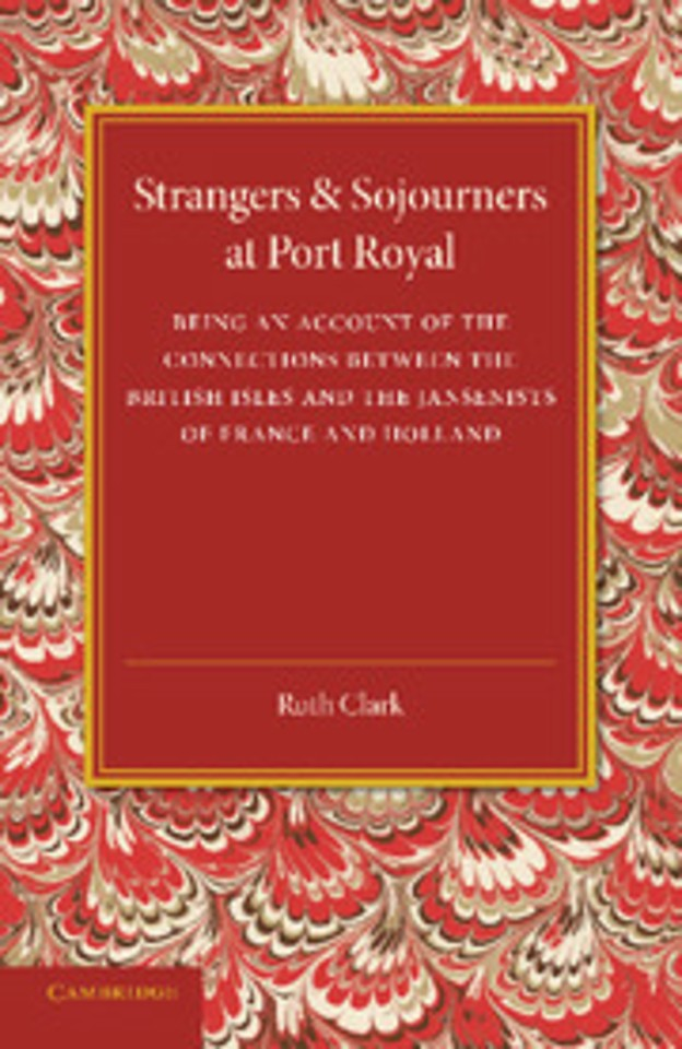 Strangers and Sojourners at Port Royal