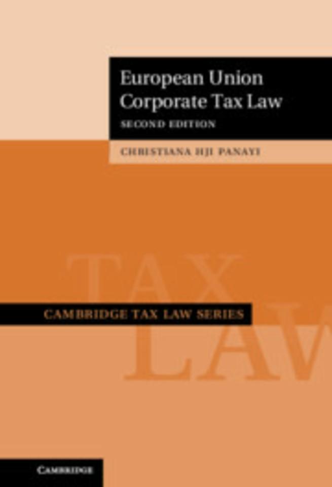 European Union Corporate Tax Law