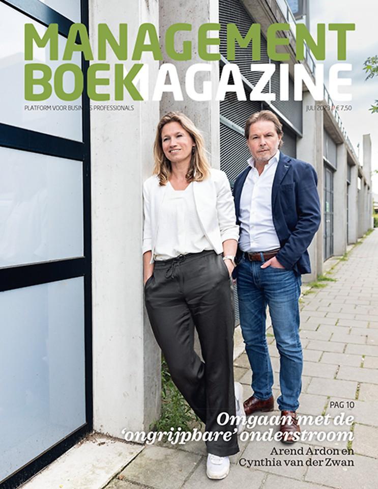 Abonnement Managementboek Magazine (8 x per jaar) + GRATIS exemplaar Dit is management!