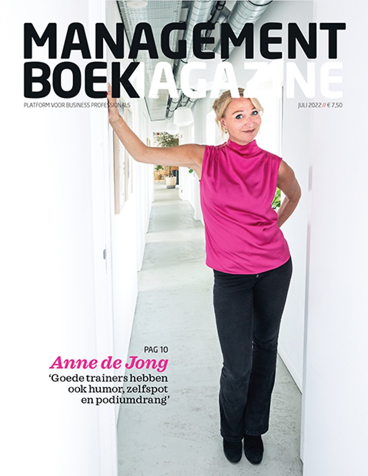 Abonnement Managementboek Magazine (10 x per jaar) + GRATIS exemplaar Dit is management!