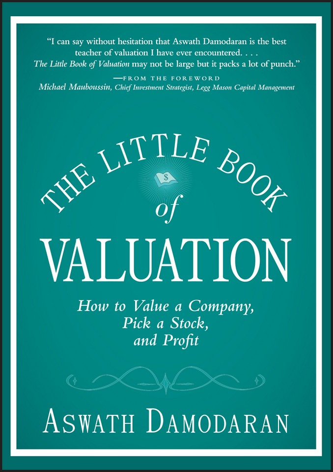 The Little Book of Valuation