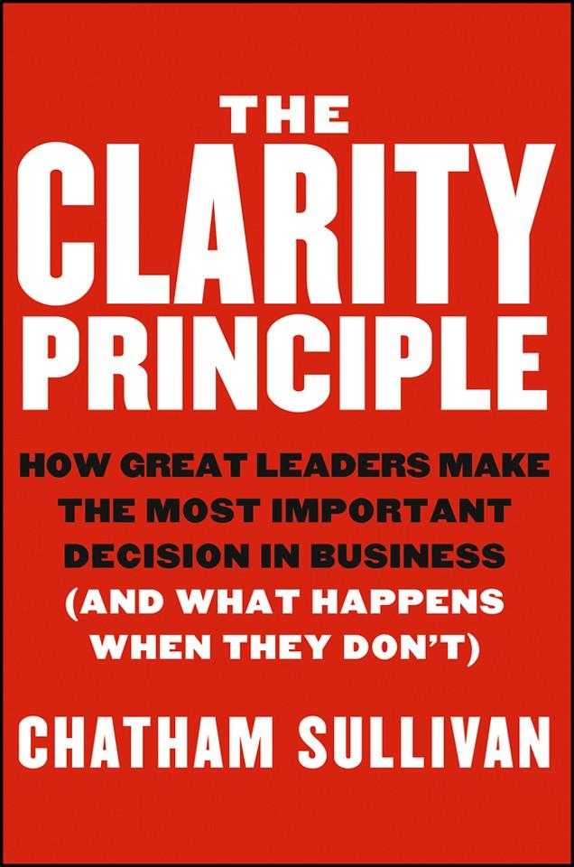 The Clarity Principle