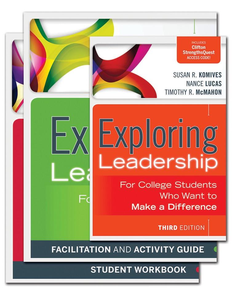 The Exploring Leadership Facilitator Set