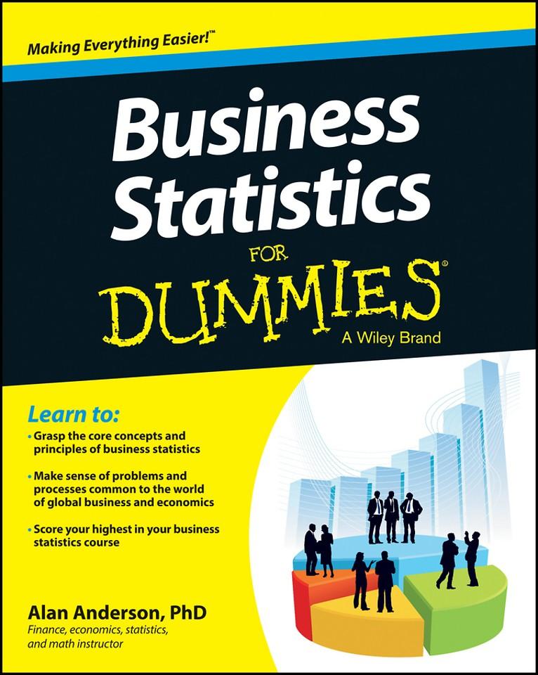 Business Statistics For Dummies