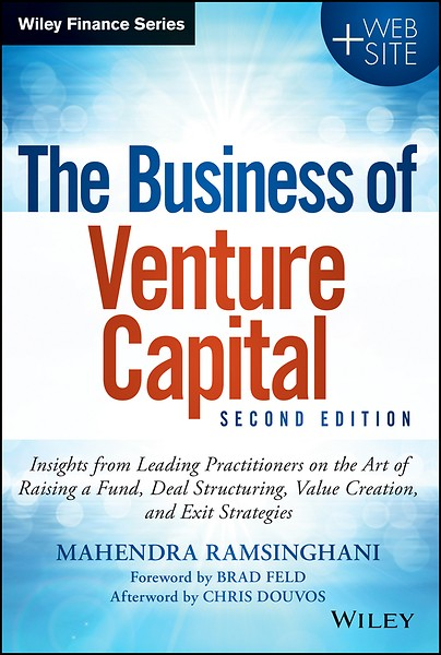 Review: The Business of Venture Capital