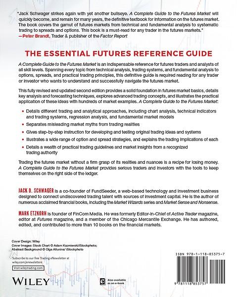 Complete Guide to the Futures Market door Jack D  Schwager