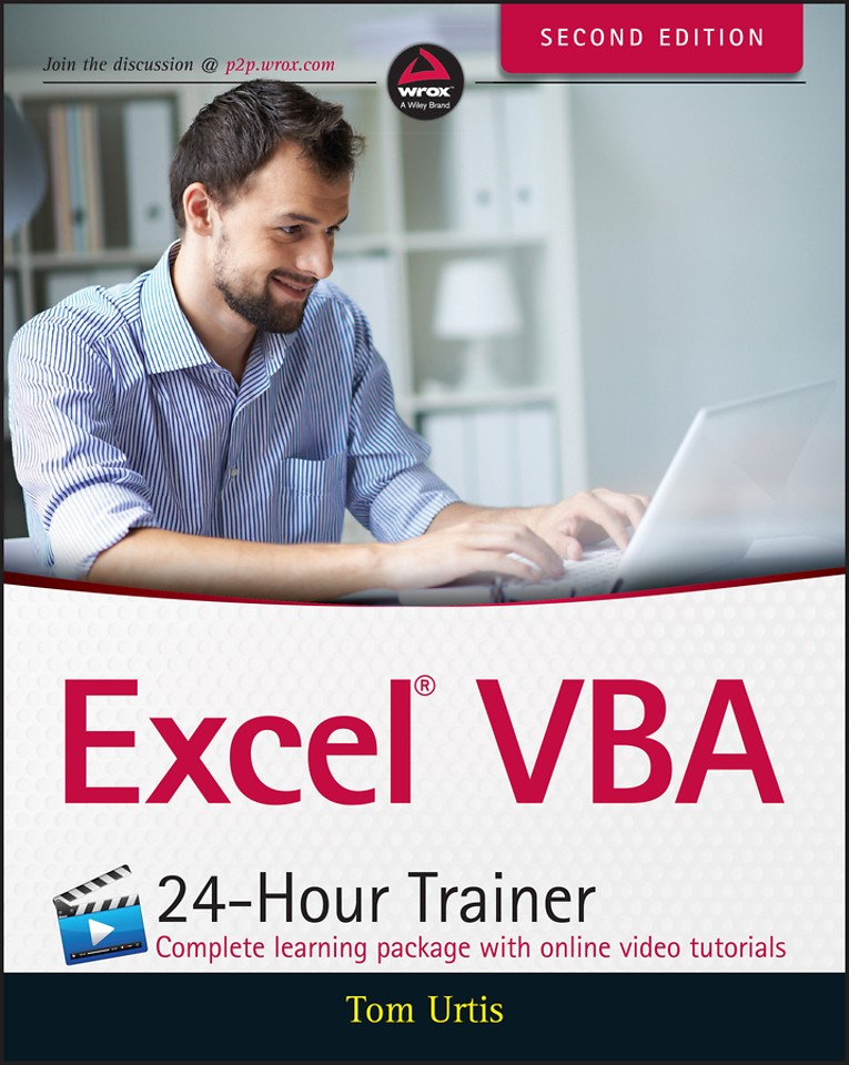 Excel VBA 24–Hour Trainer