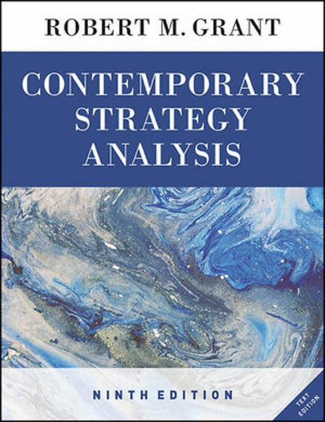 contemporary strategy analysis of madonna Written by rob grantto accompany his text, contemporary strategy analysis 7thedition, each case is designed to enable students to applyparticular concepts and techniques of strategy.