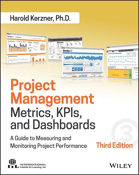 program management metrics dashboard