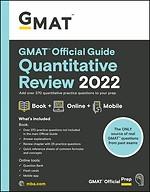 GMAT Official Guide Quantitative Review 2022