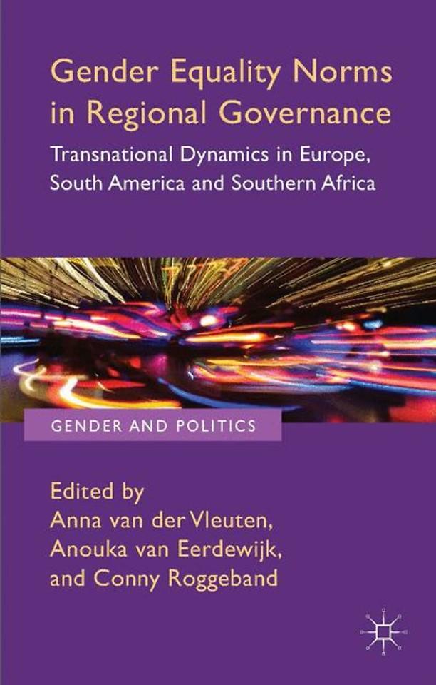 Gender Equality Norms in Regional Governance