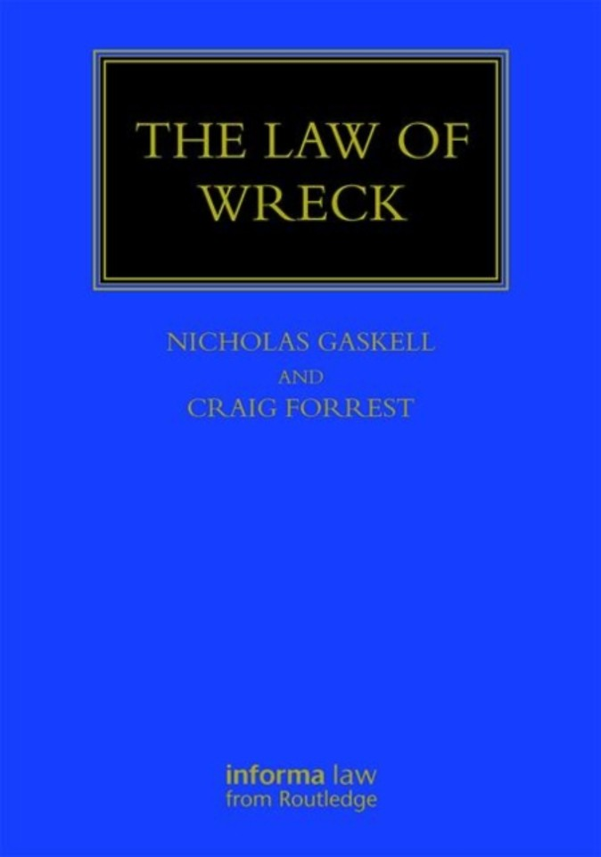 The Law of Wreck