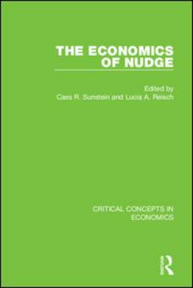 The Economics of Nudge