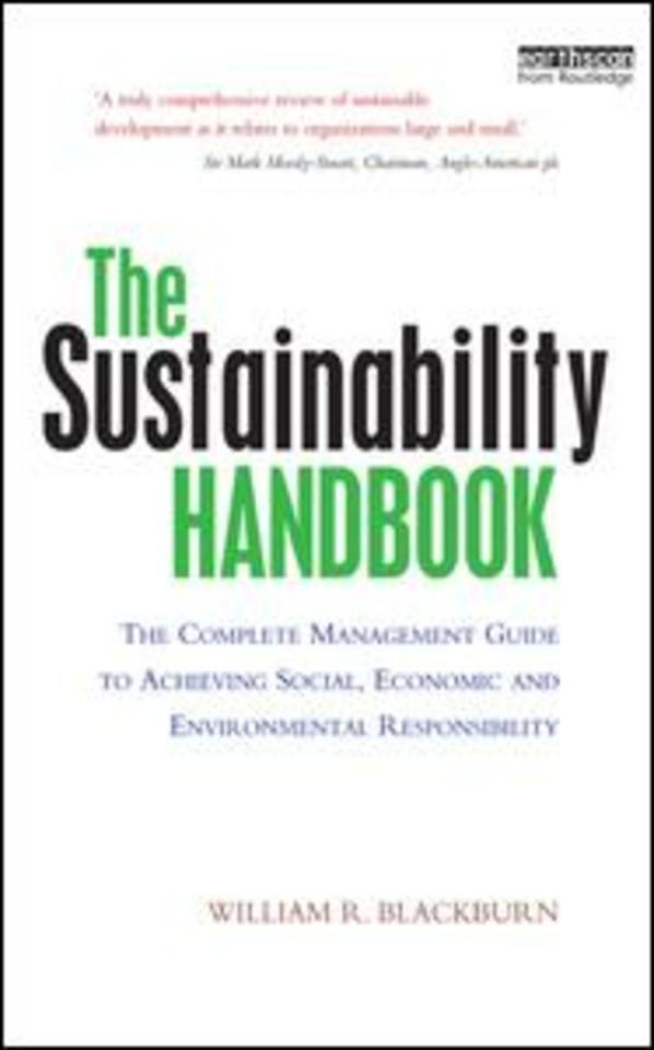 The Sustainability Handbook