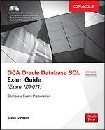 OCA Oracle Database SQL Exam Guide (Exam 1Z0-071)