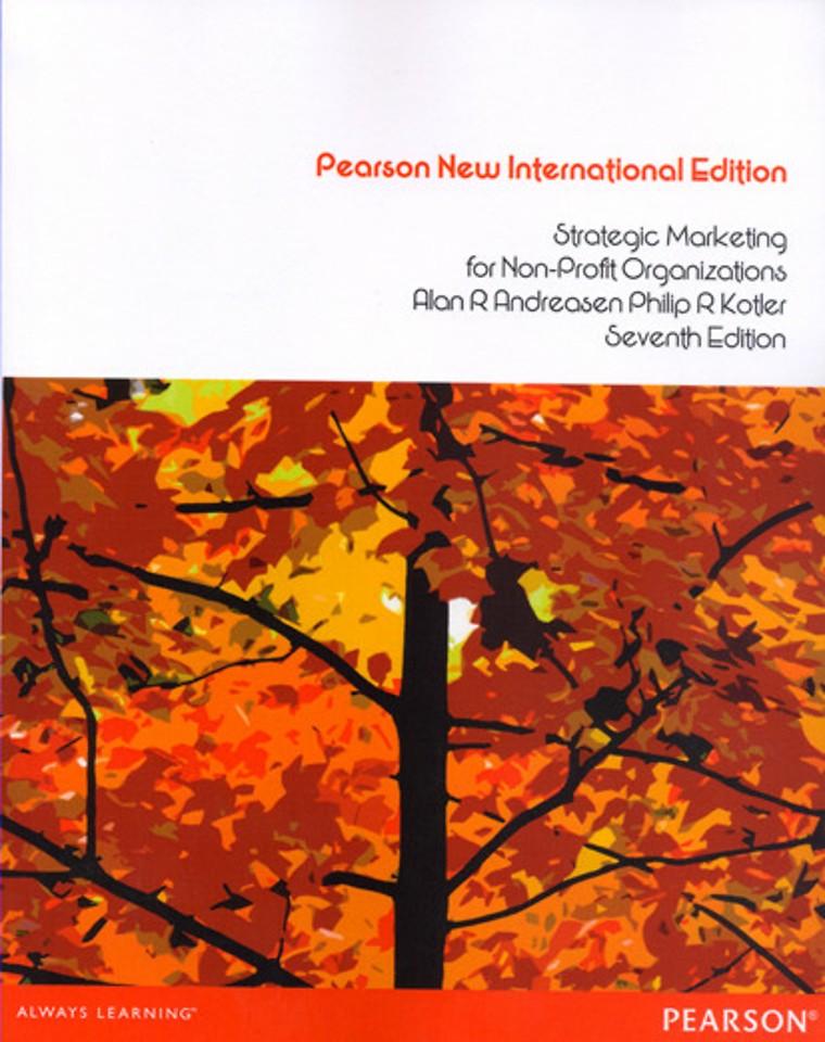 Strategic Marketing for Nonprofit Organisations