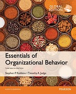 Essentials of Organizational Behavior with MyManagementLab, Global Edition