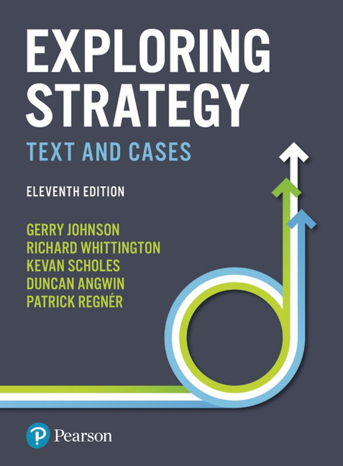 Exploring Strategy - Text and Cases
