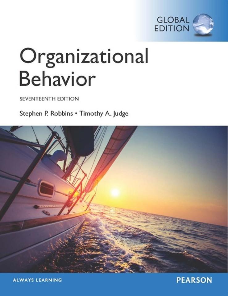 Organizational Behavior (Global 17th Edition)