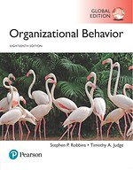 Organizational Behavior (Global 18th Edition)