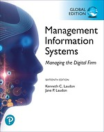 Management Information Systems - Global Edition