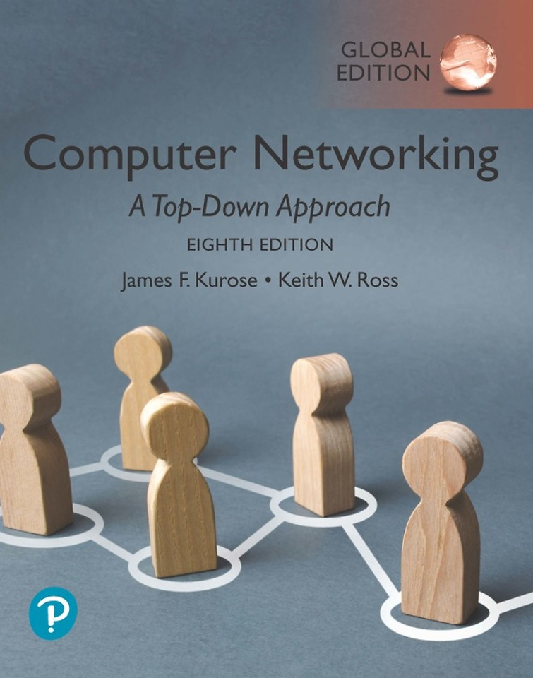 Computer Networking (Global Edition)
