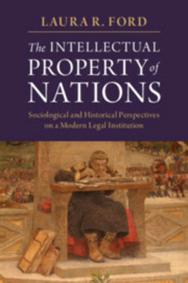 The Intellectual Property of Nations