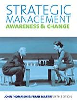 Kaft van e-book Strategic Management