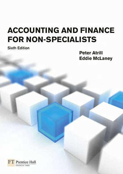 Accounting And Finance For Non Specialists Atrill