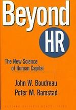 Beyond HR