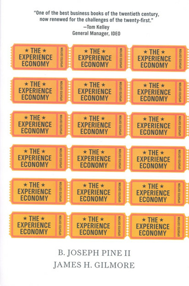 The Experience Economy, Updated Edition