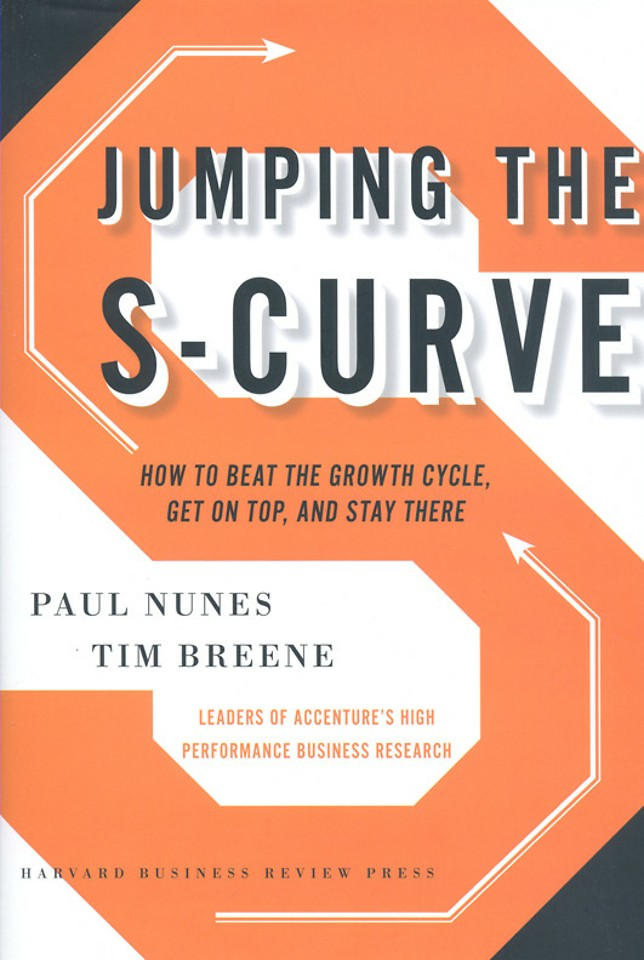 Jumping the S Curve