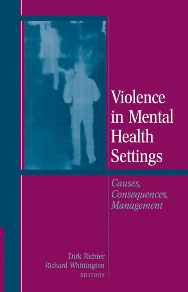 Violence in Mental Health Settings