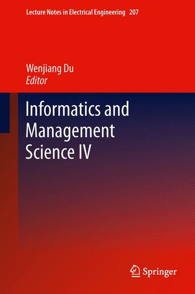 Informatics and Management Science IV