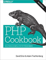 PHP Cookbook 3rd edition