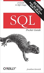SQL Pocket Guide