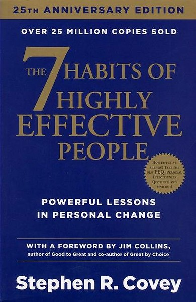 The 7 Habits Of Highly Effective People Engels