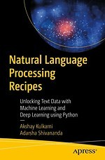 Natural Language Processing Recipes