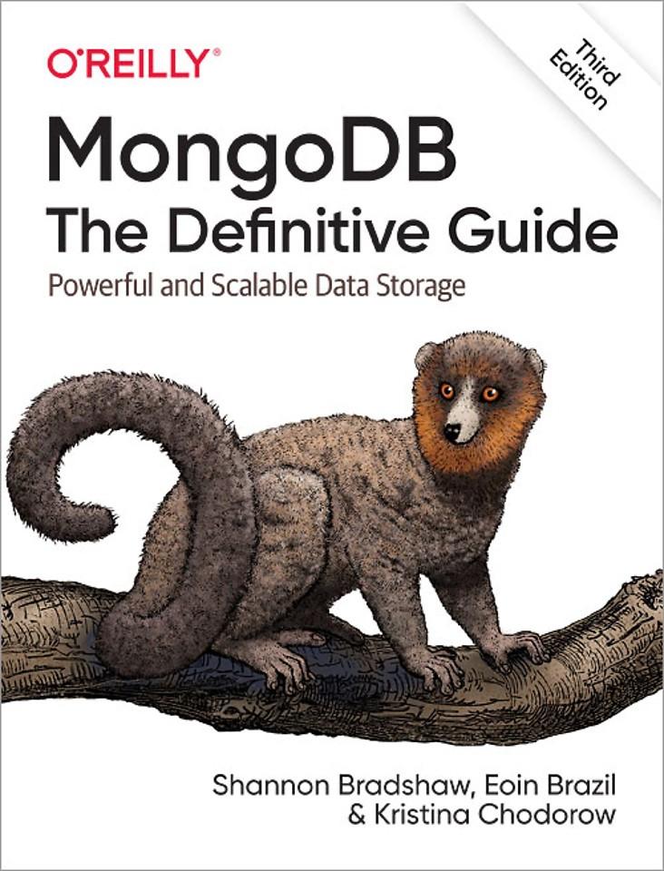 MongoDB The Definitive Guide