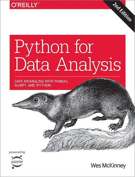 Python for Data Analysis (Engels)