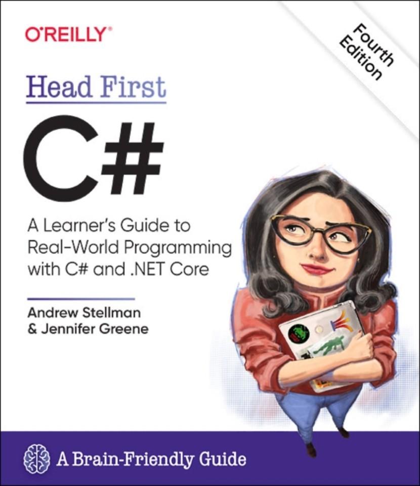 Head First C#,