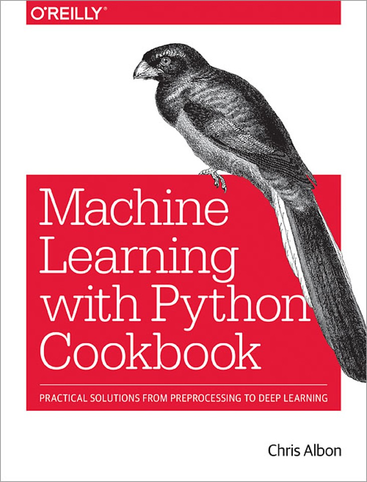 Machine Learning with Python Cookbook