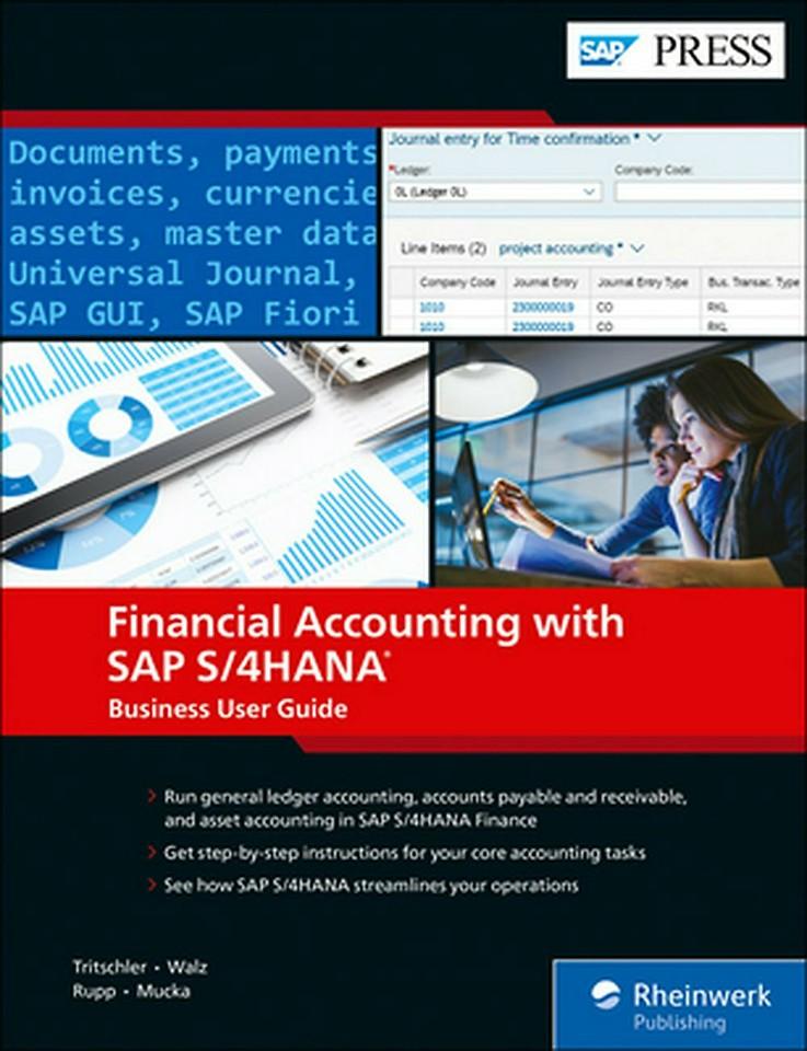 Financial Accounting with SAP S/4HANA