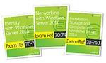 MCSA Windows Server 2016 Exam Ref 3-Pack: Exams 70-740, 70-741, and 70-742